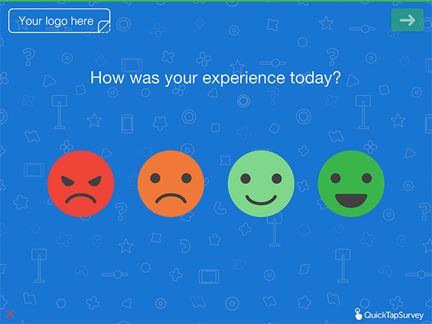 Happy Or Not Survey Template For Gathering Customer Data