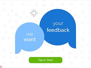 survey templates survey forms quicktapsurvey