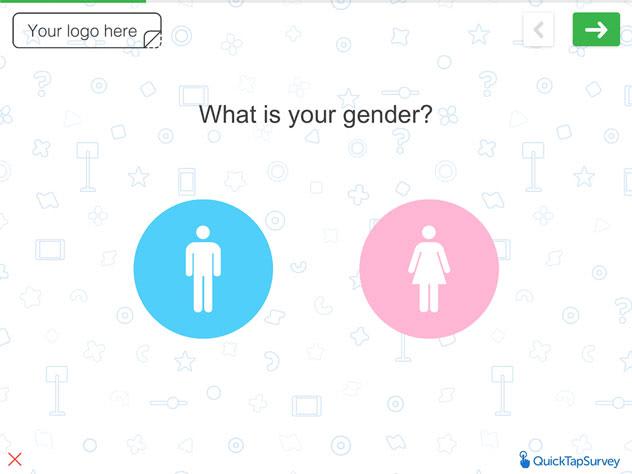 marketing research survey template quicktapsurvey