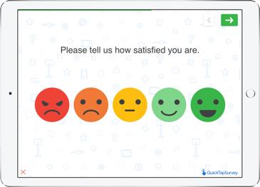 offline customer satisfaction survey template