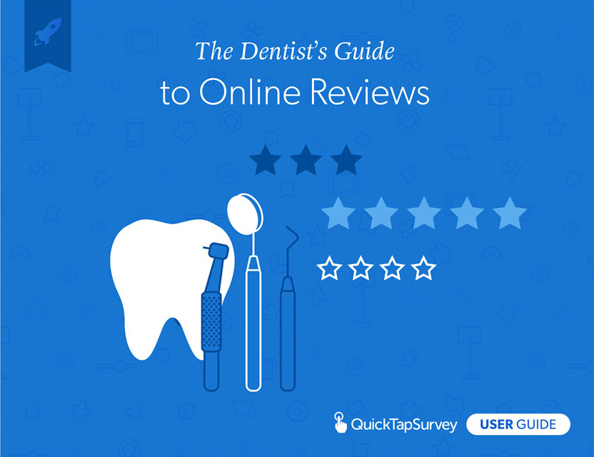dentists guide to online reviews guide book