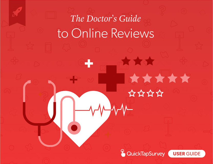 doctors guide to online reviews guide book