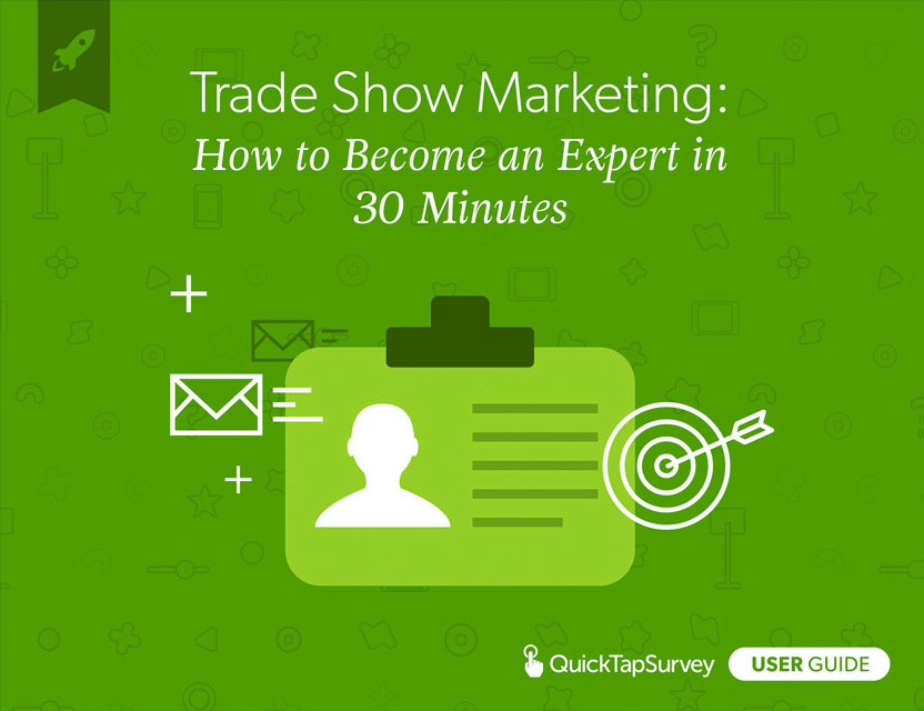trade show marketing guide book